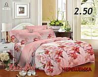 Семейный набор 3D постельного белья из Полиэстера №851466 KRISPOL™