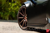 Lamborghini Aventador на дисках Vossen VPS-310