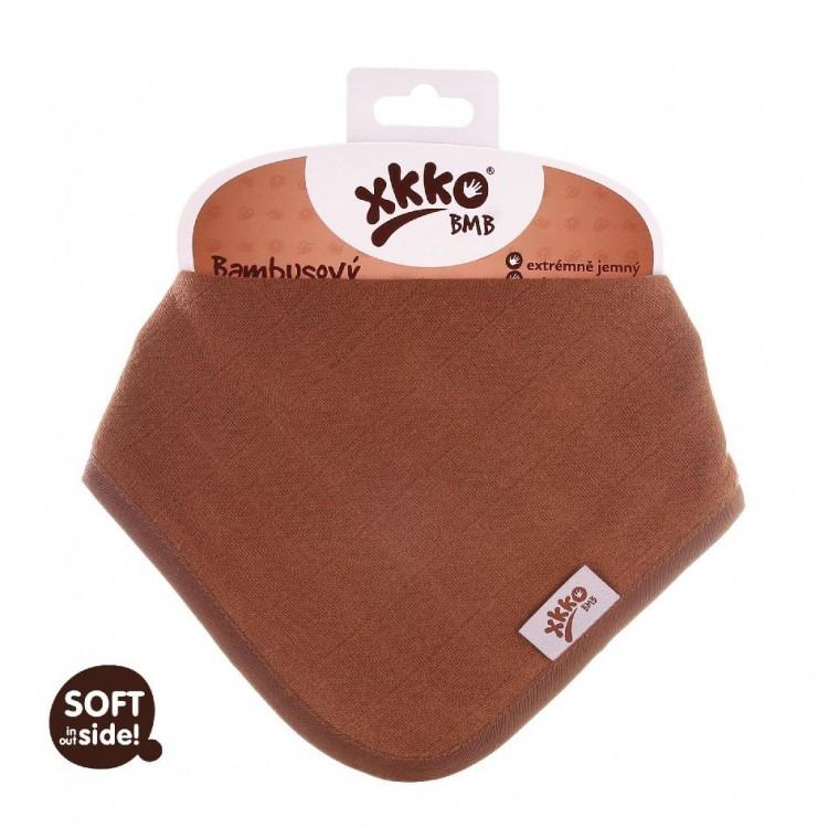 Банданы ХККО ВМВ - Цветная коллекция. Молочный шоколад