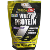 Сывороточный протеин WHEY PROTEIN, с Банановым вкусом, 1 кг