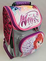 Рюкзак для первоклассницы с феями Винкс