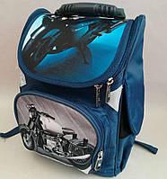 Каркасный рюкзак для мальчиков младших классов