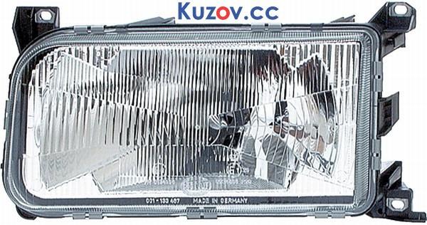 Фара VW Passat B3 88-93 правая (Depo) механич./электрич.  357941018