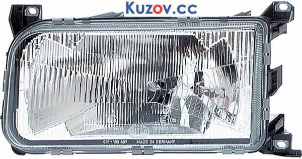 Фара VW Passat B3 88-93 правая (Depo) механич./электрич.  357941018, фото 2