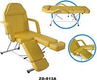 Педикюрное кресло и кушетка 2 в 1 ZD-813A