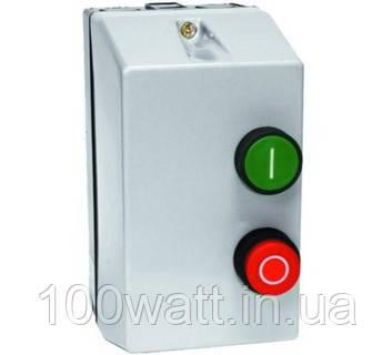 Электромагнитный пускатель в корпусе ПМЛ 18А /220  ST101