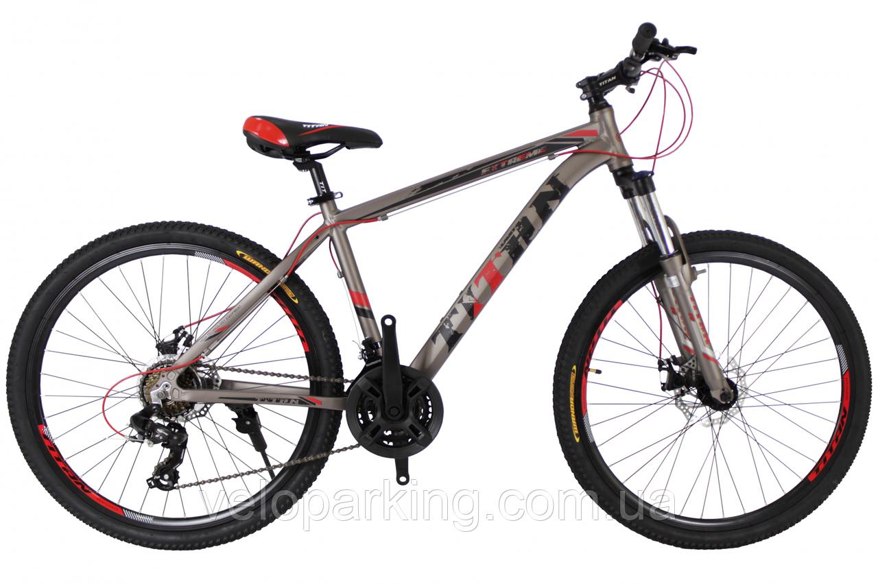 Горный велосипед Titan Extreme 26 (2017) new