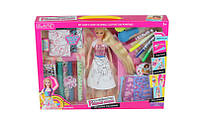 """Кукла типа """"Барби""""Модельер"""" 905"""