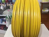 Кант кедер цвет желтый 10мм