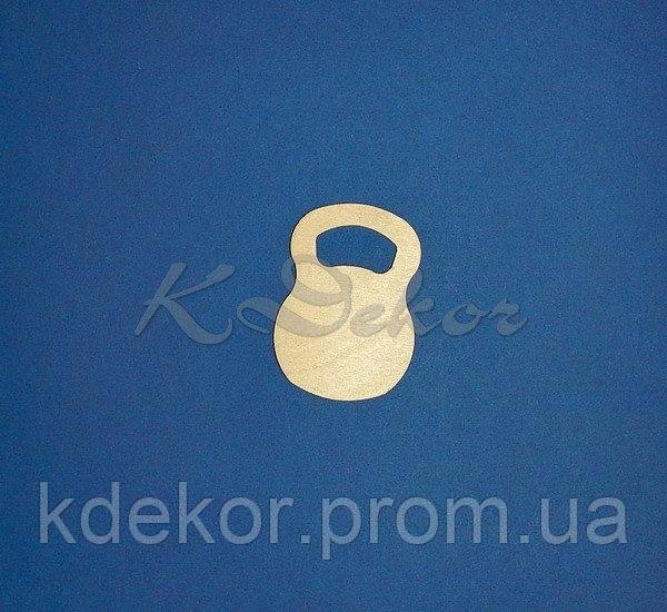 ГИРЯ (фанера 4мм.) заготовка для декупажа и декора
