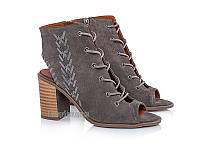 Женские босоножки на каблуке Nod Trend 3098-830
