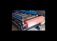 Ленточный транспортер (конвейер) для мешков