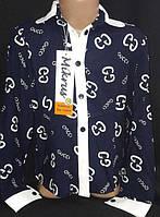 Школьная блуза (9 моделей)