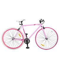 "Велосипед Profi Trike FIX  26"" Розовый"