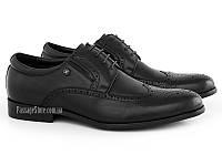 Мужские кожаные туфли Roberto Paulo 736
