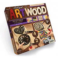 "Комплект креативного творчества ""ARTWOOD"" подставки под чашки 5930DT"
