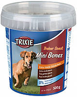 Лакомства Trixie Trainer Snack Mini Bones для собак с говядиной, 500 г