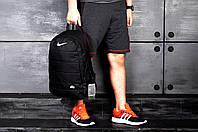 Мужской/женский красный рюкзак найк, Nike