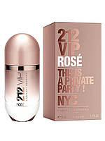 Духи Carolina Herrera 212 Vip Rose для женщин
