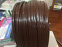 Кант кедер цвет коричневый светлый 10мм