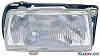 Фара Volkswagen Jetta II 84-92 правая (DEPO) механическая регулировка
