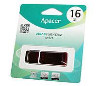 Флешка 16Gb Apacer AH321 Red / AP16GAH321R-1