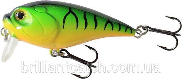 Воблер Nomura Tokyo Crank  55мм 8,8гр. цвет-065 (LIGHT GREEN SHINER)