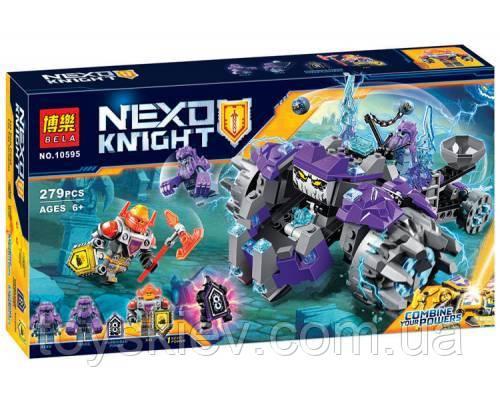 "Конструктор аналог Lego Нексо найтс ""NEXO KNIGHTS"" 10595 Три брата"