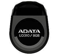 Флешка 8Gb A-Data UD310 DashDrive Durable Jewel Like / AUD310-8G-RBK
