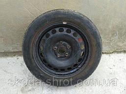 Запаска запасное колесо Шкода Суперб 2