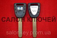 Изготовление ключа Honda civic, cr-v, accord, odissey, jazz, fr-v