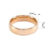 Кольцо классическое гладкое Арт. RN034SL (16), фото 4