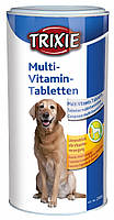Витамины Trixie Multivitamin Tablets для собак с биотином, 125 г