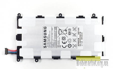 Акумулятор для Samsung P3100 P3110 P6200 SP4960C3B 4000mAh, фото 2