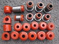 Комплект полиуретановых втулок для Lada Niva