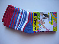 Детские носки махровые - ВиАтекс р.10 (шкарпетки дитячі зимові махрові, ВіАтекс)