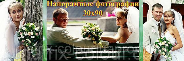 Панорамные фотографии 30х90 Поверхность: Silk