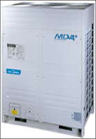 Наружный блок для мультизональных систем Midea MDV-450(16)W/DRN1 (B)