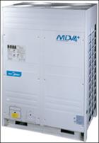 Наружный блок для мультизональных систем Midea MDV-450(16)W/DRN1 (B), фото 2