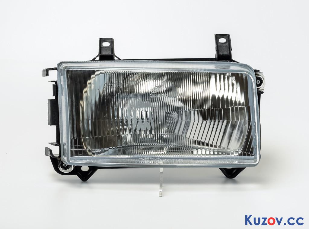 Фара VW T4 91-03 левая (Depo) механич./электрич. 441-1114L-LD-E 701941017