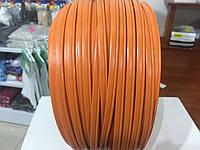 Кант кедер цвет оранжевый 10мм