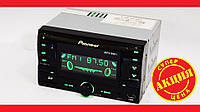 2din Pioneer 9901 USB+SD+AUX+пульт RGB подсветка, фото 1