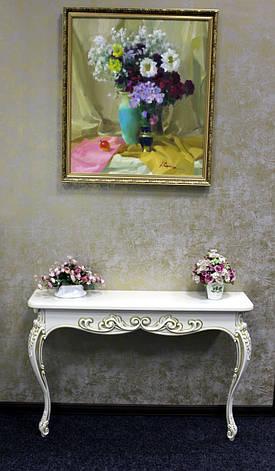 """Консоль """"Пьемонт"""" (слоновая кость), фото 2"""
