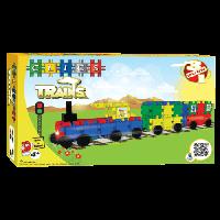 CLICS Конструктор Trains (CA028), фото 1