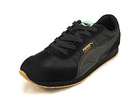 Кроссовки мужские  Puma Whirlwind Classic черные  (пума) (р.41,42,43,44,45)