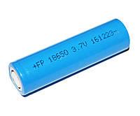 Перезаряжаемая батарейка (аккумулятор) 18650, 2600 mAh, Blue