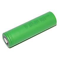 Перезаряжаемая батарейка (аккумулятор) 18650, 3000 mAh, Sony US18650VTC6, 3000mAh, 30A, 4.2/3.6/2.0V