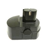 Аккумулятор шуруповерта 12V (2 контакта, время зарядки 3-5 часов)