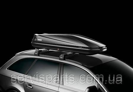 Автобокс на дах Thule Touring 600 (Тулі Таурин), фото 2