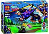 Конструктор Super Heroes 10615 Погоня на реактивном самолете